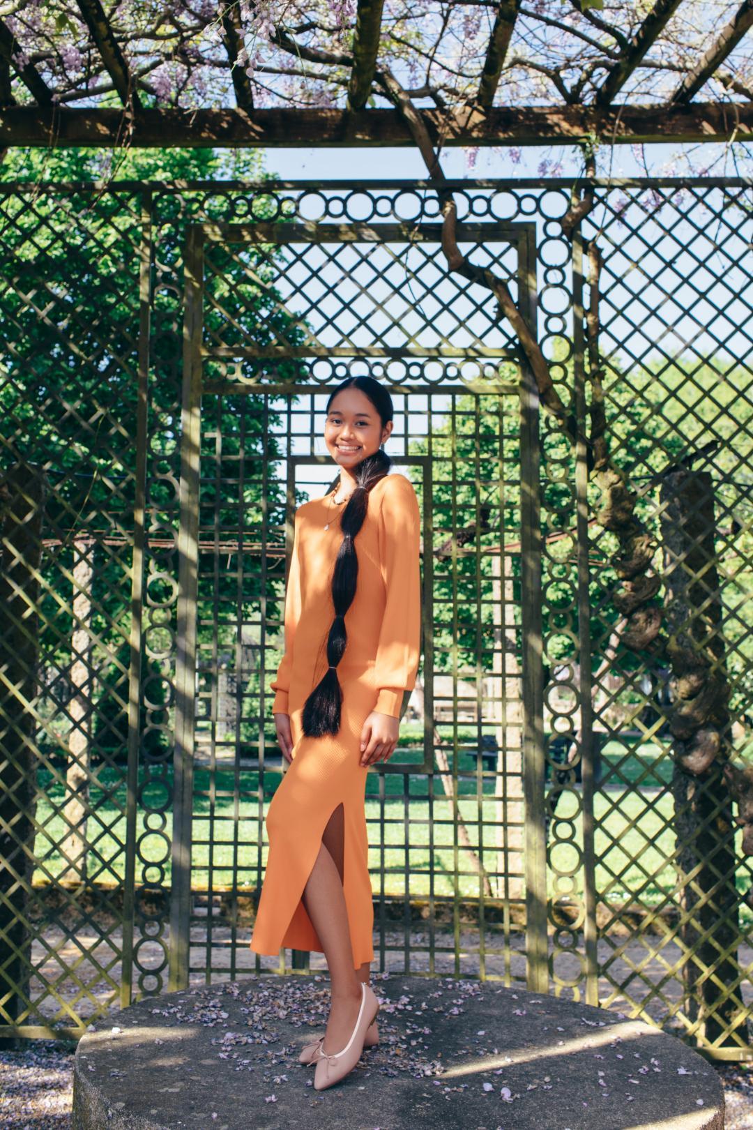 Andreia Agulion for Josefinas