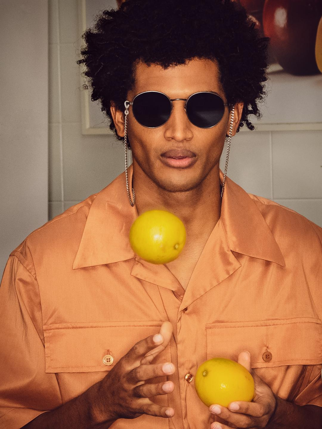Campaign for Victoria Wolf Eyewear