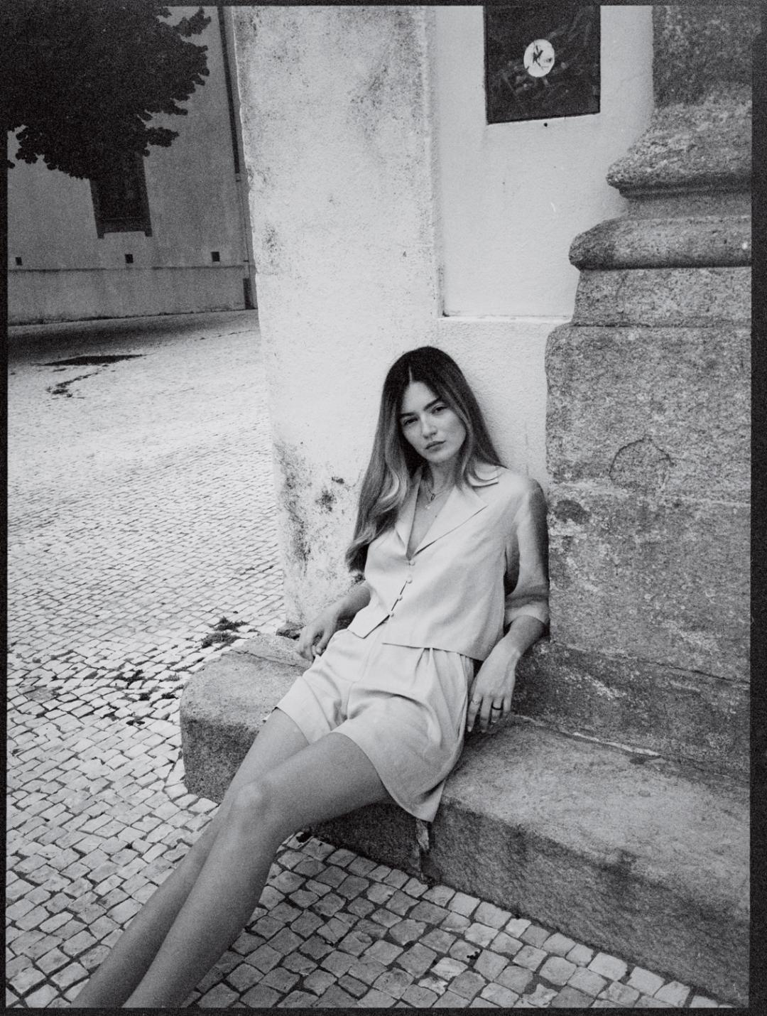 Ana Jorge por Karolina Golis