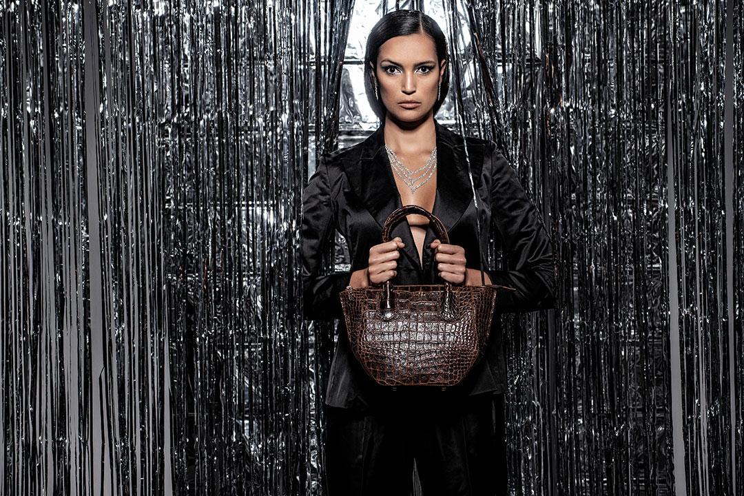 Larissa Goldner for RUFEL BAGS