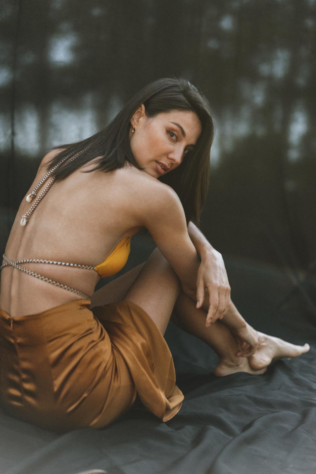 Cristina Golis por André Matias