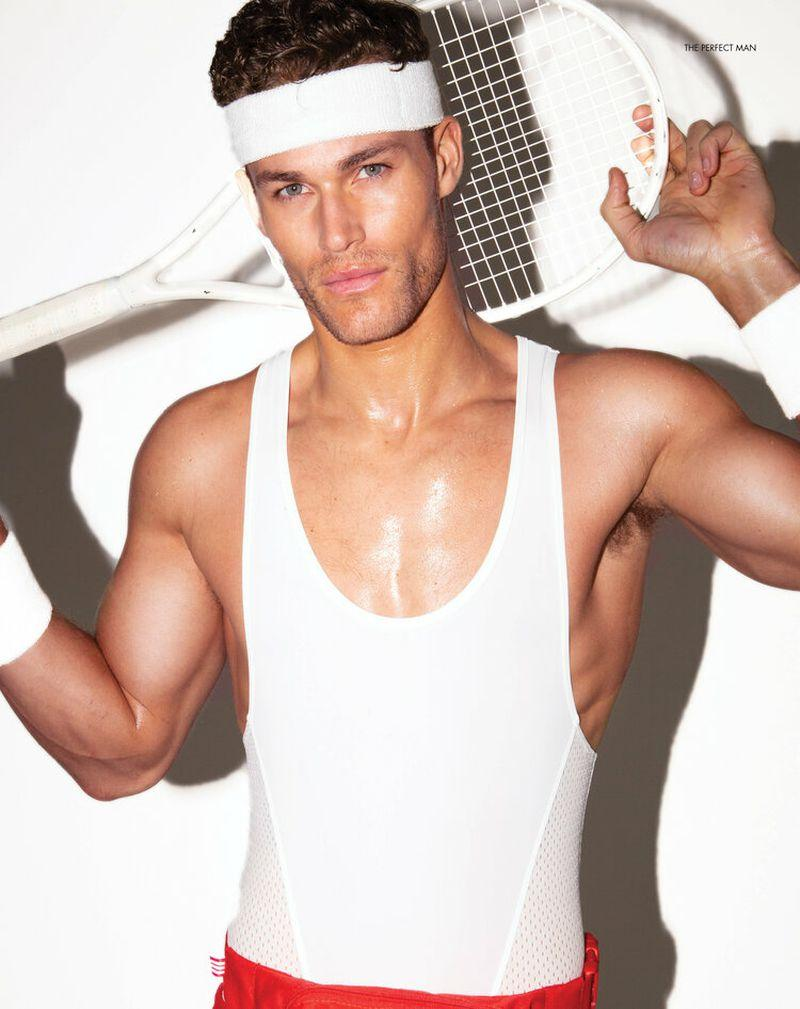 Tyler Maher para Perfect Man Magazine