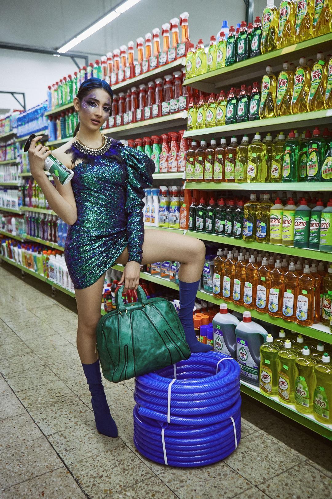 Flávia e Kasia para Kaltblut Magazine
